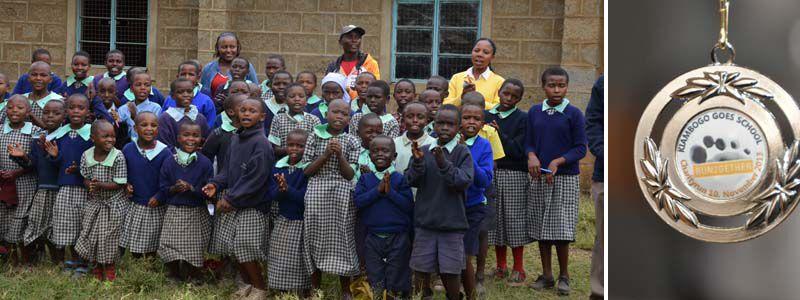 Kiambogo School 1