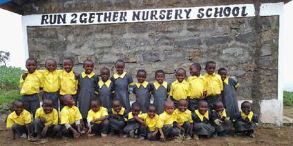 r2g Nursery School Titelseite