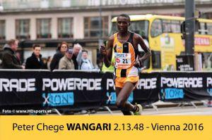Peter Chege Wangari Titel