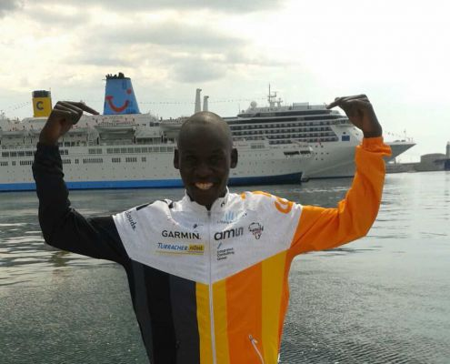 2016.05.08_Samuel Kimutai KIPTUM beim Triestmarathon