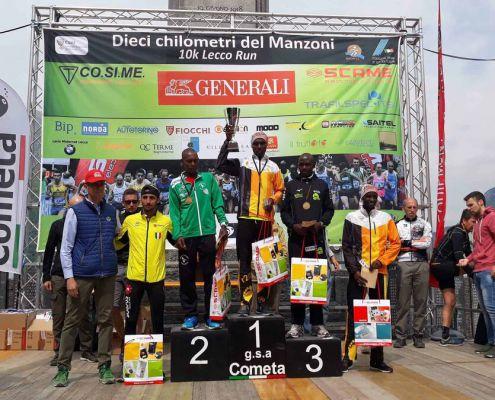 James gewinnt in Lecco